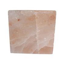 zoutgrot bouwsteen zouttegel - 20x20x2.5cm
