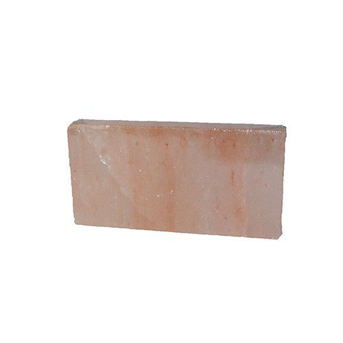 Himalaya salt blok / salt flise - 20x10x2.5cm