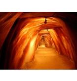 Nutrikraft salt grotte salt mursten flise - 20x20x2.5cm
