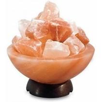 zoutlamp himalayazout zoutschaal 1-2kg