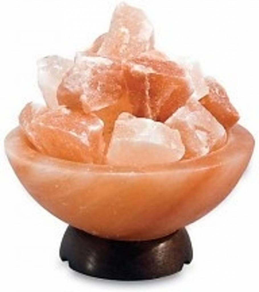 Himalaya salt lampe salt salt skala - 1-2kg
