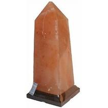 Himalaya-Salzlampe - Obelisk - 3-4kg