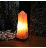 Nutrikraft Himalaya-Salzlampe - Obelisk - 3-4kg