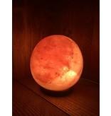 Nutrikraft salt Himalaya salt lampe pære - 4-5kg