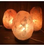 Nutrikraft Himalaya salt lampe salt lampe -4-6kg