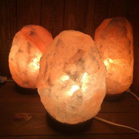 Nutrikraft Himalaya Zoutlamp 4-6 kilo