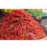 Nutrikraft Biologische Chili crushed hot chili 13.000 SCU