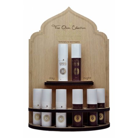 The Ohm Collection crème couture huidcrème nachtcrème bio - 50ml