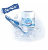 Denttabs Zahnputztabletten ohne Flourid - 125 Stück