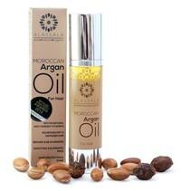 Biologische Marokkaanse argan olie voor haar 50ml