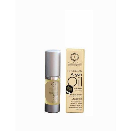Alassala Biologische Marokkaanse argan olie voor haar 15 ml