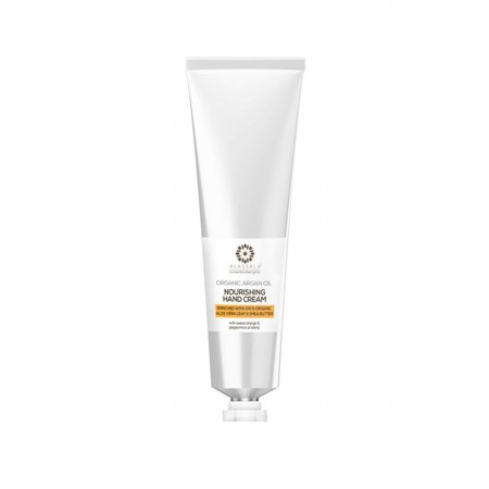 Alassala Nourishing Hand Cream Orange og Økologisk Argan olie - 75 ml