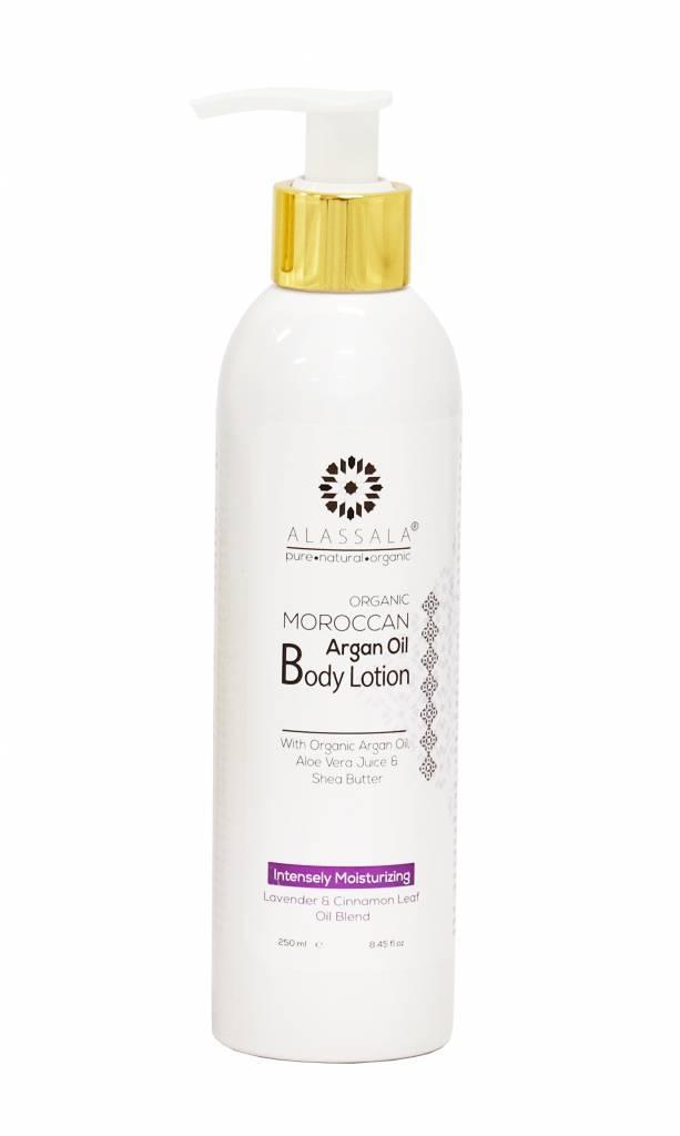 Bodylotion intensief hydraterend voedend Lavendel - 250 ml