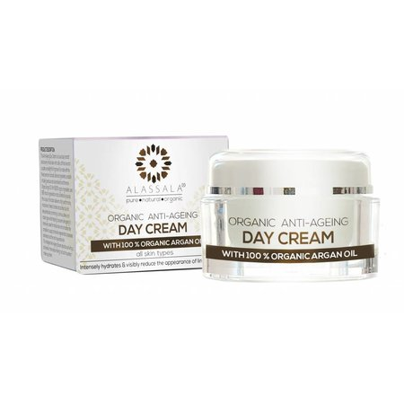 Alassala Anti-Aging Tagescreme - 50 ml