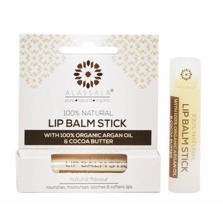 Alassala naturlig læbepomade stick Naturlig 10g
