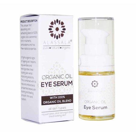 Alassala organisk øje serum 15ML