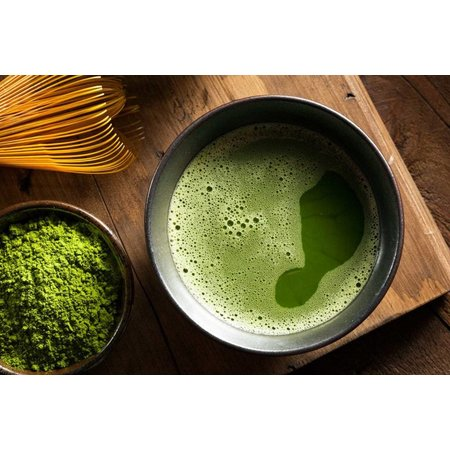 Matcha Magic Matcha thee Schaal Aricola