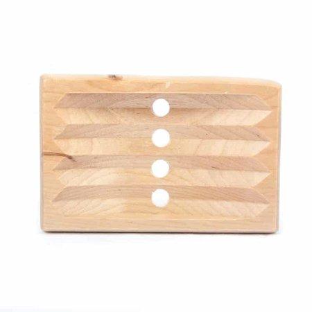 Najel Seifenschale aus Holz