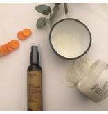 Najel Hvidt ler maske kaolin ler pulver - 90 g