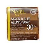 Najel Blocksæbe Aleppo 30% laurbær olie - 200g