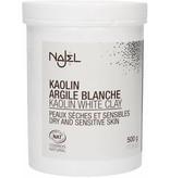 Najel Hvidt ler maske kaolin ler pulver - 500 g