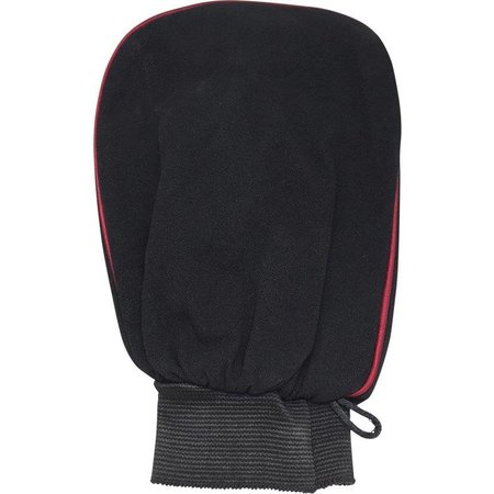 Najel Peeling-Handschuh schwarz