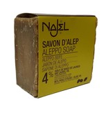 Najel Aleppo Seife mit 4% Lorbeer - 155g