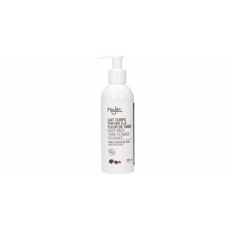 Najel bodymilk naturlig body lotion - 200ml