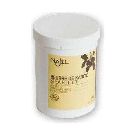 Najel shea smør sheasmør vanilje - 1 kg