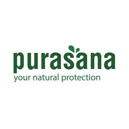 Purasana Økologisk ingefær ingefær kapsler - 120vcaps
