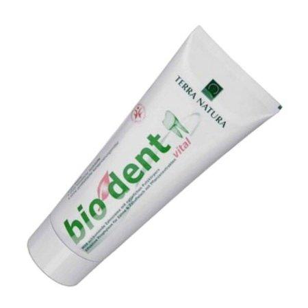 Terra Natura stevia extract tandpasta biodent - vital