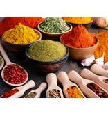 Zeller Krydderier krukker med klemme lukning