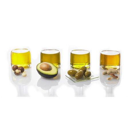 Zeller Öl- & Essigflasche - Edelstahl & Glas - 500ml
