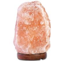 Himalayan Salt lamp 9-12 kilo