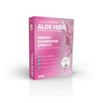 Naturlig depilatorisk fløde Aloe Vera 300gr