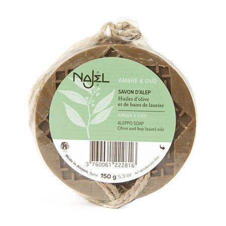 Najel Amber & Oud  Seife - 150g