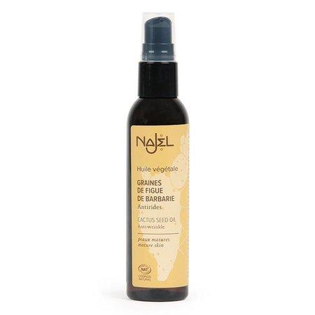 Najel Cactus Oil - 80 ml 100% naturlige