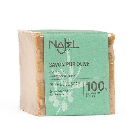 Najel pure olijfolie zeep - 200g