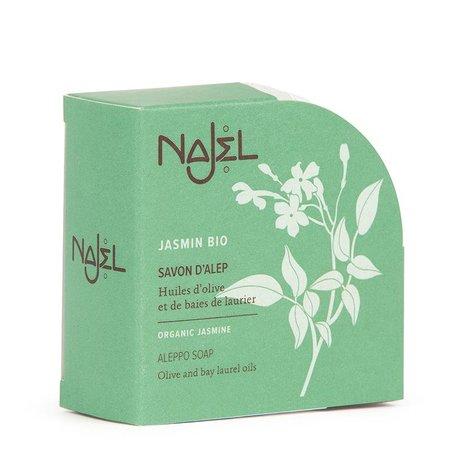 Najel Aleppo Seife mit Jasmin - 100g