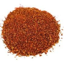 Organic Chili crushed medium 3000 SCU germfree