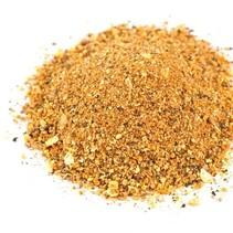 Organic Coloured Pepper ground germfree