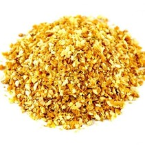 Organic Lemon Peel Granulate 1-3 mm