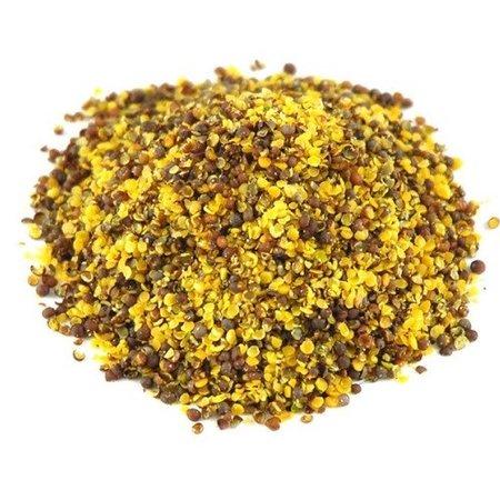 Nutrikraft Biologische Mosterdzaad bruin Sarepta gemalen Brassica juncea