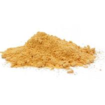 Biologische lijnzaad proteïne poeder BR bruin