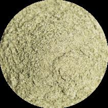 Organic Maggi Spice Root ground germ reduced