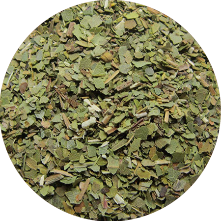 Nutrikraft Organic Bay leaves cut from 0.5 to 8 mm