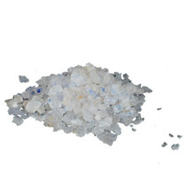 Persian blue salt granulate