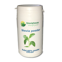 Stevia extract powder Reb A 60% in jar - 25g