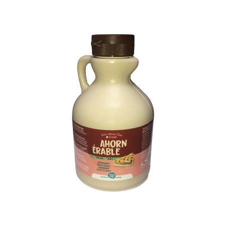 Terrasana bio ahornsiroop maple syrup klasse C in plastic jug - 500ml