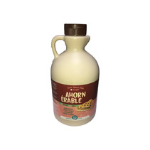 organic maple syrup class C in plastic jug - 1L